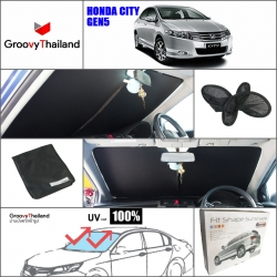HONDA CITY Gen5 2009~2013 F-row (1 pcs)