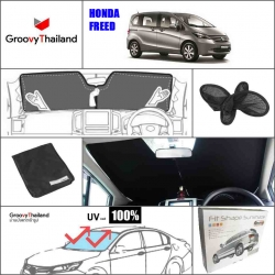 HONDA FREED F-row 2008-Now (1 pcs)