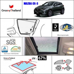 MAZDA CX-3 Sunroof (1 pcs)
