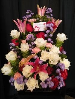 กระเช้าดอกไม้16
