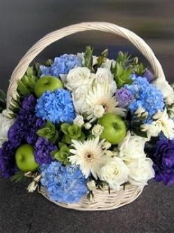 กระเช้าดอกไม้ 06