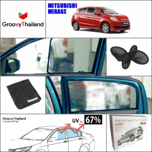 MITSUBISHI MIRAGE 2012~Now (4 pcs)