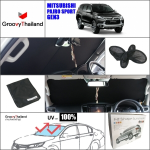 MITSUBISHI PAJERO SPORT Gen3 2015-Now F-row (1 pcs)