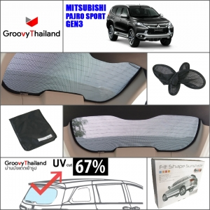 MITSUBISHI PAJERO SPORT Gen3 2015-Now R-row (1 pcs)