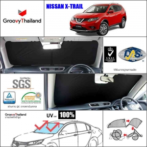 NISSAN X-TRAIL F-row (1 pcs)