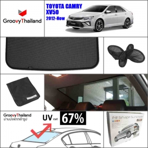 TOYOTA CAMRY XV50 2012-Now R-row (1 pcs)