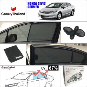 HONDA CIVIC Gen9 FB (4 pcs)