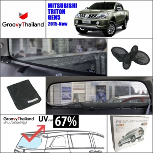 MITSUBISHI TRITON Gen5 2015-Now R-row (1 pcs)