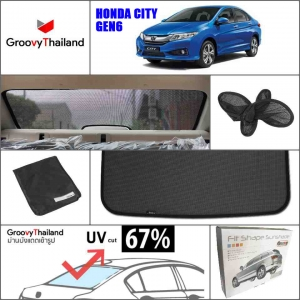 HONDA CITY Gen6 2014-Now R-row (1 pcs)