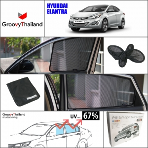 HYUNDAI ELANTRA 2010~Now (4 pcs)
