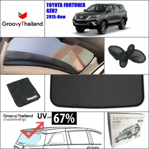 TOYOTA FORTUNER Gen2 2015-Now R-row (1 pcs)