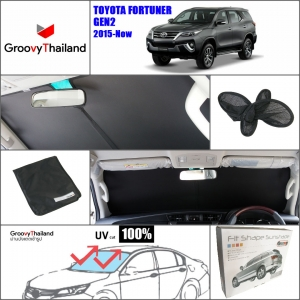 TOYOTA FORTUNER Gen2 2015-Now F-row (1 pcs)