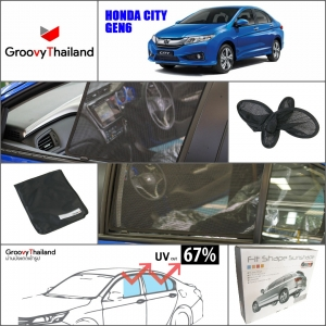 HONDA CITY Gen6 2014-Now (4 pcs)
