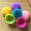 พิมพ์ซิลิโคน พิมพ์วุ้น พิมพ์สบู่ รูปดอกเดซี่ (ดอกเบญจมาศ) 3 cm. (12 ชิ้น) thumbnail 2