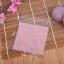 ถุงเบเกอรี่ ถุงขนมปัง แบบมีเทปกาว สีชมพู 100 ใบ/ห่อ (10*10+3 cm.) thumbnail 2