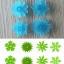 ที่พิมพ์ลายฟองดองท์ พิมพ์กดคุกกี้ ลายดอกไม้ (ใหญ่) 4 ชิ้น/เซต thumbnail 1