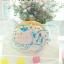 ถุงเบเกอรี่ ถุงขนมปัง แบบมีเทปกาว 100 ใบ/ห่อ (10*10+3 cm.) thumbnail 1
