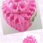 พิมพ์วุ้น สองชั้นรูปหัวใจ ลายดอกไม้ เบอร์ 2 thumbnail 4