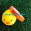 เทปแฟนซี ลาย Happy New Years สีส้ม (50 หลา) thumbnail 1