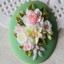 ซิลิโคนสำหรับทำฟองดองท์ กัมเพส รูปดอกไม้ thumbnail 1