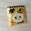 ถุงเบเกอรี่ ถุงขนมปัง แบบมีเทปกาว รูปฮัลโลวีน 100 ใบ/ห่อ (10*10+3 cm.) thumbnail 2