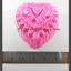 พิมพ์วุ้น สองชั้นรูปหัวใจ ลาย HAPPY BIRTHDAY เบอร์ 1 thumbnail 2