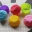 พิมพ์ซิลิโคน รูปดอกทานตะวันกลม 3 cm (12 ชิ้น) thumbnail 1