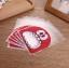 ถุงเบเกอรี่ ถุงขนมปัง แบบมีเทปกาว รูปมอนสเตอร์ สีแดง 100 ใบ/ห่อ (10*10+3 cm.) thumbnail 1