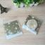 ถุงเบเกอรี่ ถุงขนมปัง แบบมีเทปกาว สีทอง 100 ใบ/ห่อ (10*10+3 cm.) thumbnail 2