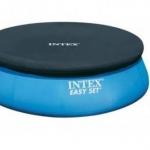 ผ้าคลุมสระน้ำขนาดใหญ่ Easy Set Pool Intex [12ฟุต] ส่งฟรี Kerry