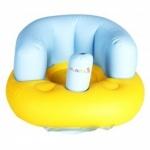 เก้าอี้หัดนั่งเป่าลม muchkin ส่งฟรี + แถมที่สูบลม